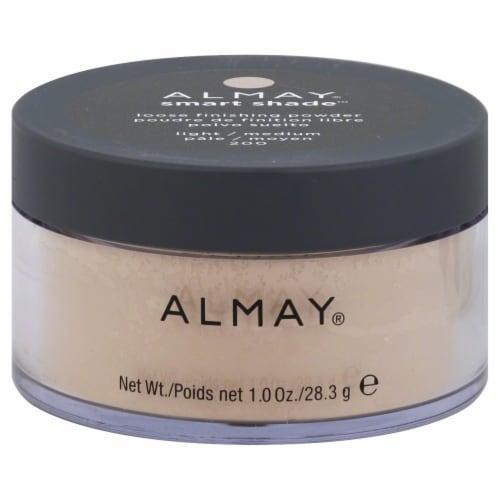 Almay Smart Shade Light / Medium Finishing Powder Perspective: front