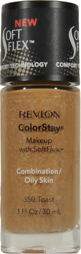 Revlon ColorStay Toast Combination Oily Skin Makeup Perspective: front