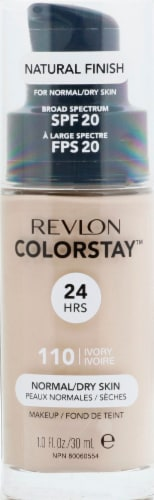 Revlon ColorStay Ivory Normal Dry Skin Makeup Perspective: front