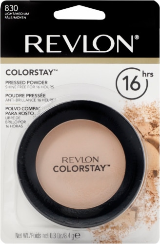 Revlon ColorStay Light/Medium Pressed Powder Perspective: front