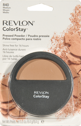 Revlon ColorStay Medium Pressed Powder Perspective: front