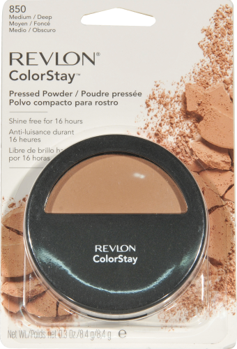 Revlon Colorstay 850 Medium/Deep Pressed Powder Perspective: front