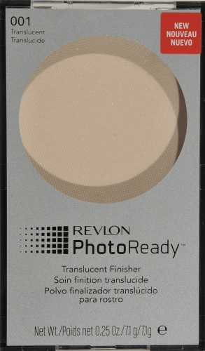 Revlon PhotoReady 001 Translucent Finisher Perspective: front
