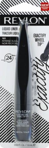 Revlon ColorStay Exactify 101 Intense Black Liquid Liner Perspective: front