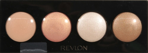 Revlon Illuminance Skinlights Creme Eyeshadow Palette Perspective: front
