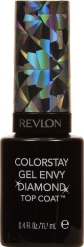 Revlon Colorstay Top Coat Nail Enamel Perspective: front