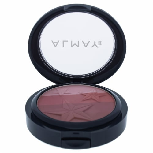 Almay Smart Shade Nude Powder Blush Perspective: front