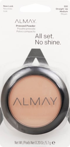 Almay Smart Shade Medium Balancing Powder Perspective: front