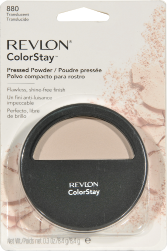 Revlon ColorStay 880 Translucent Pressed Powder Perspective: front