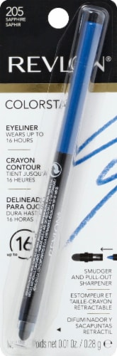 Revlon Colorstay 205 Sapphire Eyeliner Perspective: front