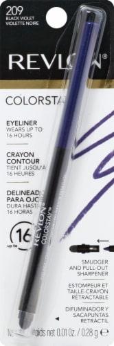 Revlon ColorStay 209 Black Violet Eyeliner Perspective: front