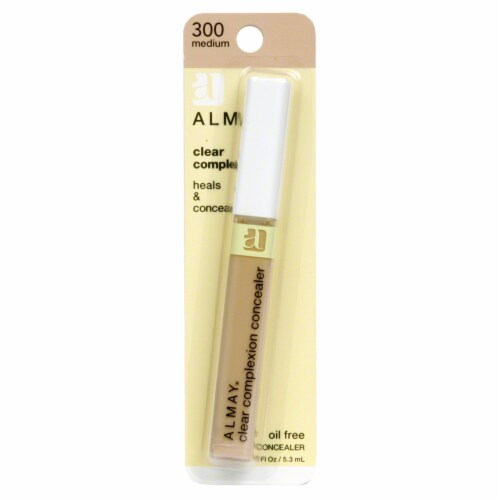 Almay Clear Complexion 300 Medium Concealer Perspective: front