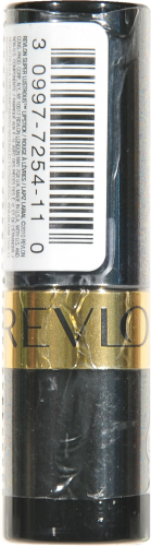 Revlon Super Lustrous 205 Champagne on Ice Pearl Lipstick Perspective: front