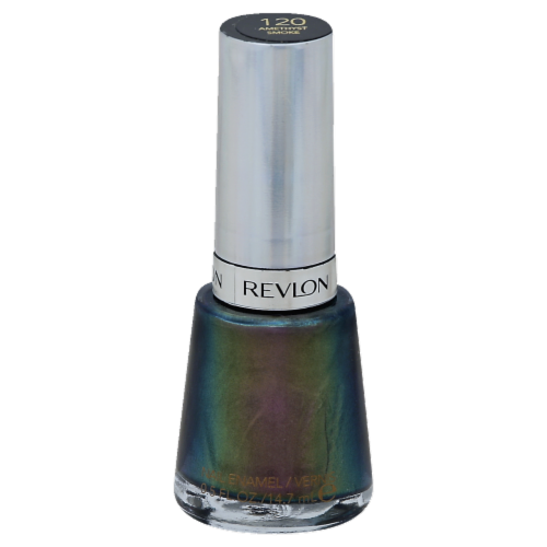 Revlon Holochrome Collection Amethyst Smoke Nail Enamel Perspective: front
