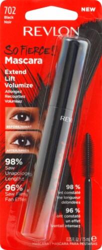 Revlon So Fierce 702 Black Mascara Perspective: front