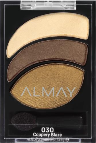 Almay Smoky Eye Trios 030 Coppery Blaze Eyeshadow Perspective: front