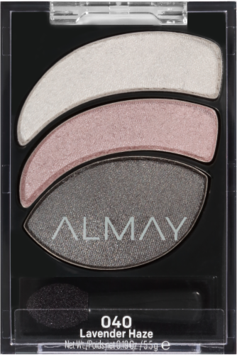 Almay Smoky Eye Trios 040 Lavender Haze Eyeshadow Perspective: front
