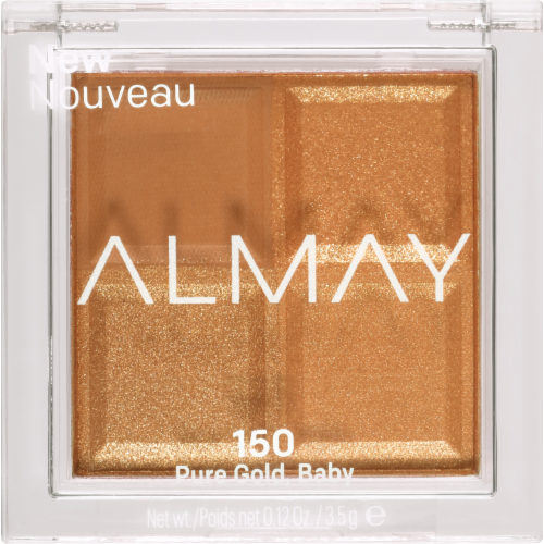 Almay Eyeshadow 150 Pure Gold Baby Perspective: front