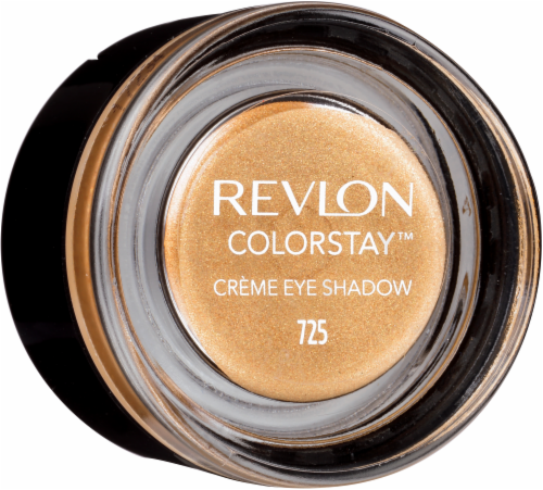 Revlon Colorstay 725 Honey Creme Eyeshadow Perspective: front