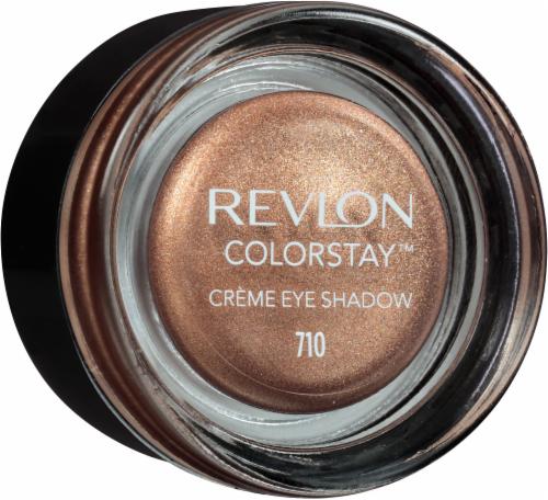 Revlon Colorstay 710 Caramel Creme Eyeshadow Perspective: front
