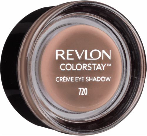 Revlon Colorstay Chocolate Creme 720 Eyeshadow Perspective: front