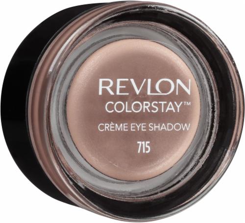 Revlon Colorstay Espresso Creme 715 Eyeshadow Perspective: front