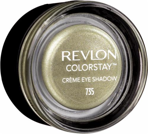 Revlon Colorstay Pistachio Creme 735 Eyeshadow Perspective: front