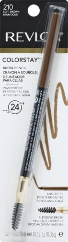 Revlon ColorStay 210 Soft Brown Brow Pencil Perspective: front