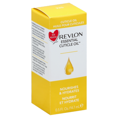 Revlon Essential Cuticle Oil Perspective: front