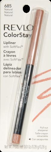 Revlon Colorstay Natural Lip Liner Perspective: front