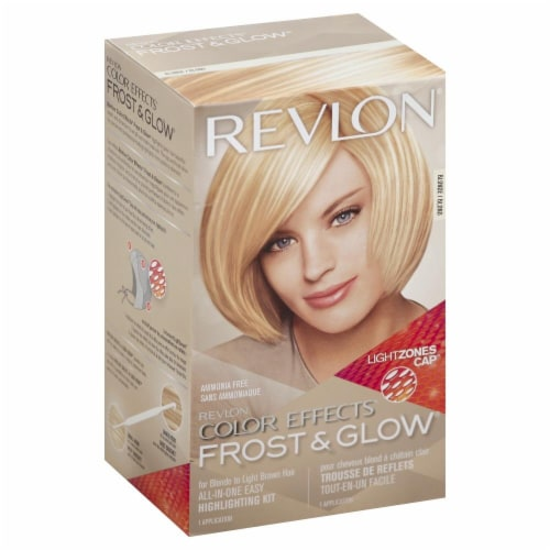 Revlon Color Effects Frost & Glow Blonde Hair Dye Perspective: front