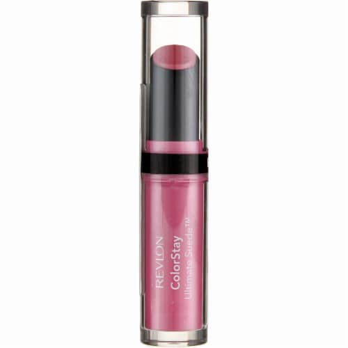 Revlon Colorstay Ultimate Suede Silhouette Lipstick Perspective: front