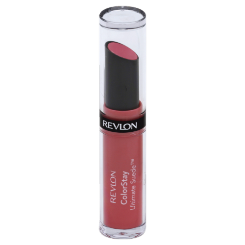 Revlon Colorstay Ultimate Suede 010 Womenswear Lipstick Perspective: front