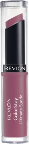 Revlon ColorStay Ultimate Suede 045 Supermodel Lipstick Perspective: front
