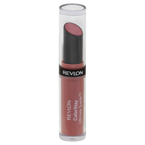 Revlon Colorstay Ultimate Suede 070 Preview Lipstick Perspective: front