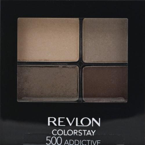 Revlon Colorstay 500 Addictive Eyeshadow Perspective: front