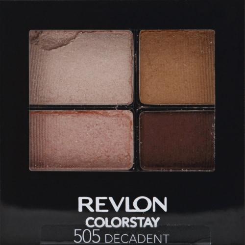 Revlon Colorstay Decadent Eyeshadow Perspective: front