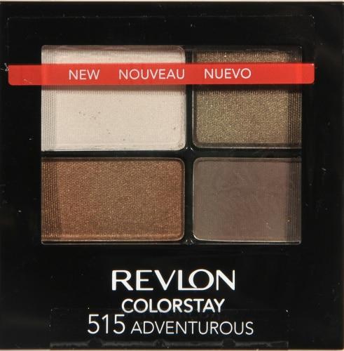 Revlon Colorstay Adventurous Eye Shadow Perspective: front