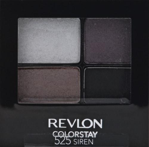 Revlon ColorStay 525 Siren Eyeshadow Perspective: front