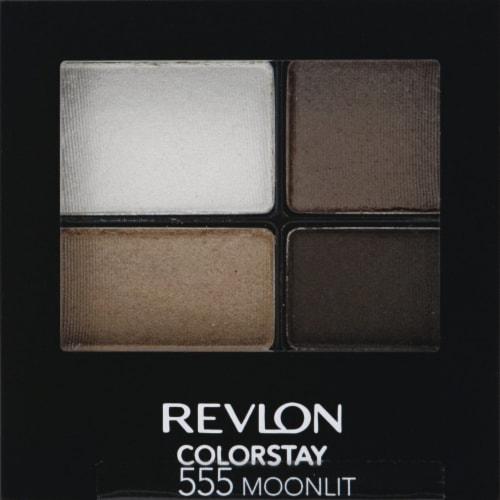 Revlon ColorStay 555 Moonlit Eyeshadow Perspective: front