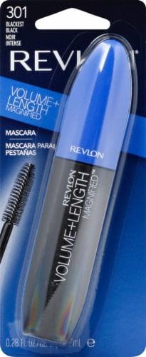Revlon Volume Length 301 Blackest Black Mascara Perspective: front