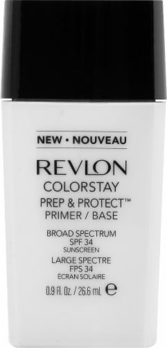 Revlon Colorstay Prep and Protect Sunscreen SPF 34 Perspective: front