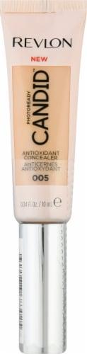 Revlon PhotoReady Candid Antioxidant 005 Fair Concealer Perspective: front