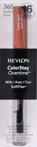 Revlon ColorStay Overtime 360 Endless Spice Lipcolor Perspective: front