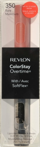 Revlon ColorStay Overtime Bare Maximum Lipcolor Perspective: front