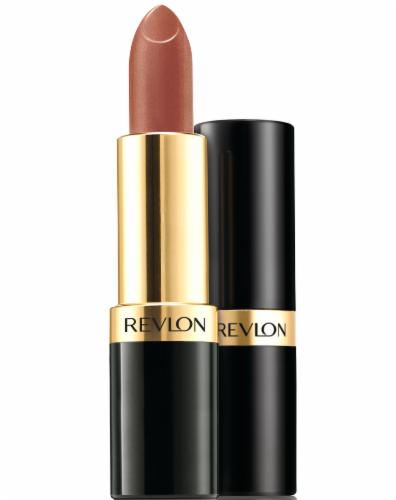 Revlon Super Lustrous Caramel Glance Lipstick Perspective: front