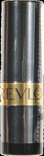Revlon Super Lustrous 477 Black Cherry Lipstick Perspective: front