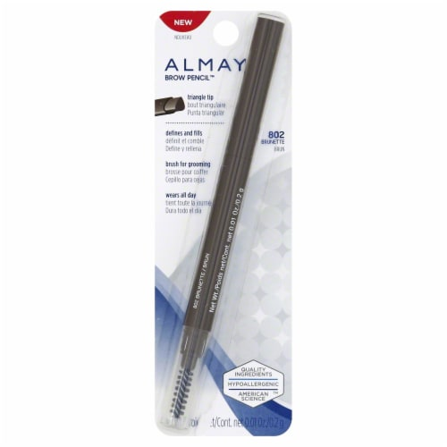 Almay Brunette 802 Brow Pencil Perspective: front