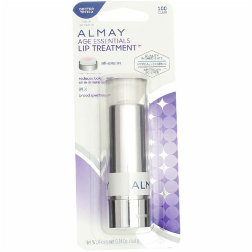 Almay Age Essentials Clear Lip Treatment Perspective: front