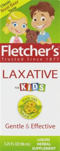 Fletcher's Gentle Children's Laxative Perspective: front